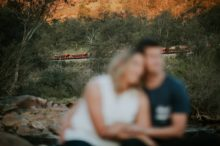 Bells Rapids Engagement Photos Perth