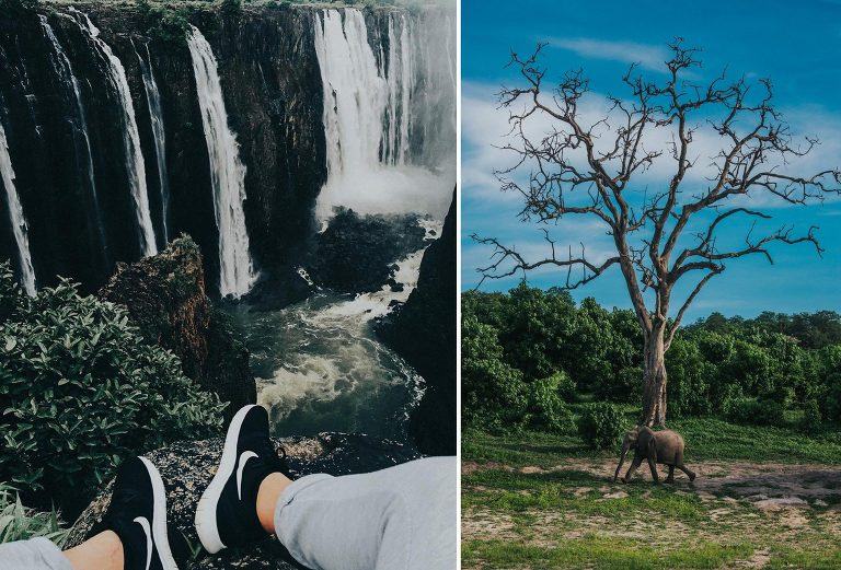 Victoria Falls and Chobe National Park