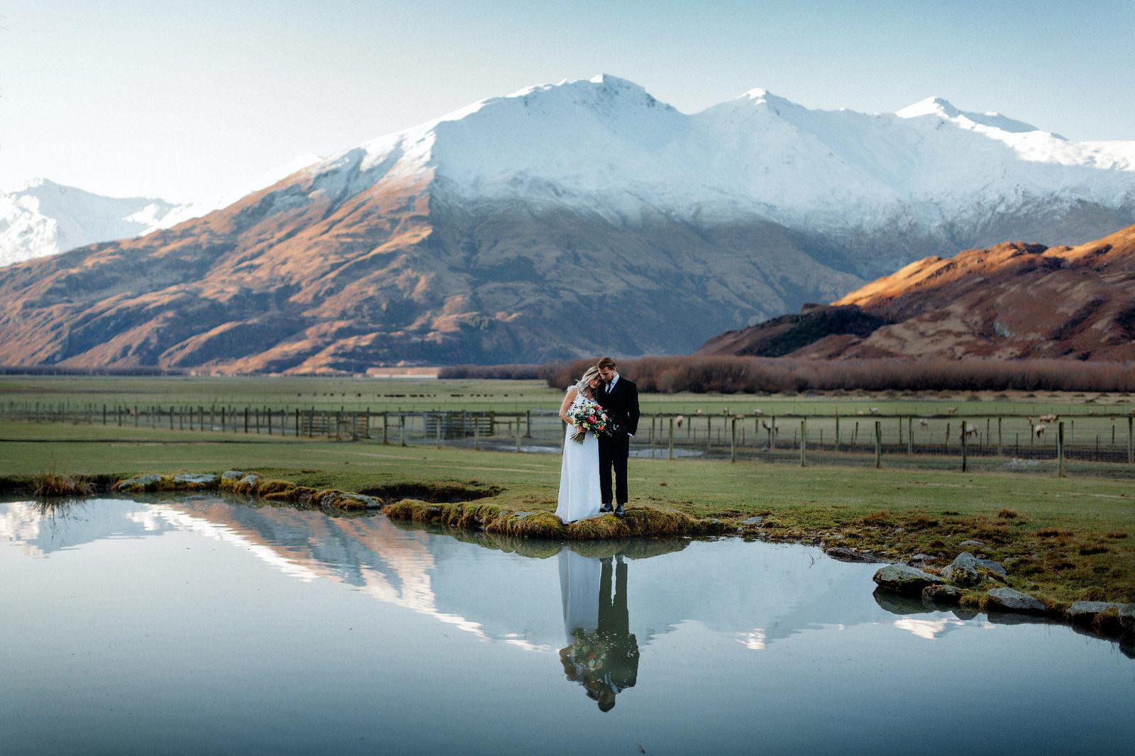 Wanaka New Zealand wedding photographer Kate Drennan Photography