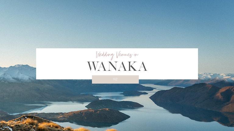 Wanaka Wedding Venues