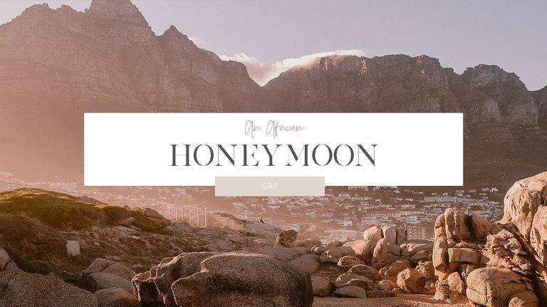 Africa Honeymoon Destination Ideas