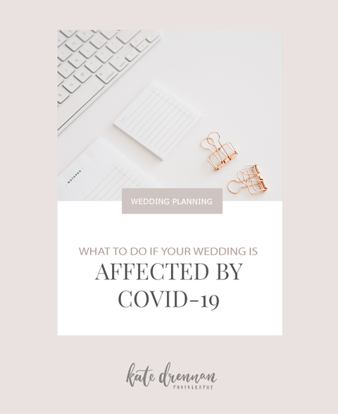 What to do if your wedding is cancelled by covid 19